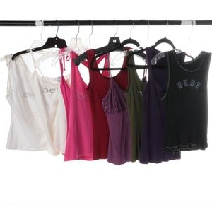 Other - BEBE TANKS!! ALL SIZES!!